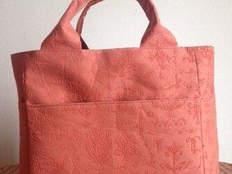 帯バッグ 送料無料 古代絵柄2の画像