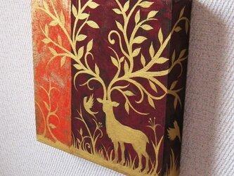 Wall Stories / 金色の森の画像