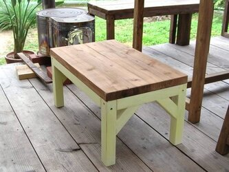 ちゃぶ台 テーブル サイズ変更可能の画像