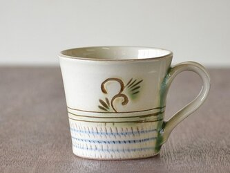 1point唐草文 マグカップの画像