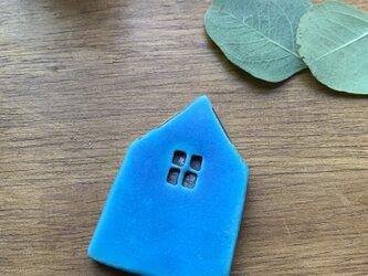 おうちの箸置き:ターコイズブルーの画像
