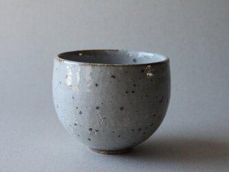 粉引フリーカップ 透明釉の画像