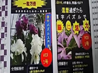 脳トレ漢字パズルセットNO8の画像