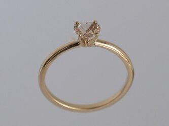 モルガナイト指輪の画像