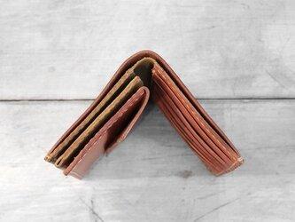 リオショルダーの折り財布の画像