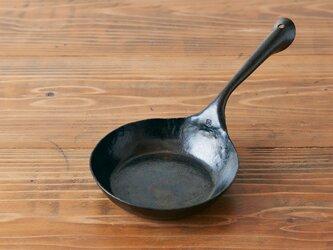 鍛冶職人の鉄のフライパン(S)【受注製作】の画像