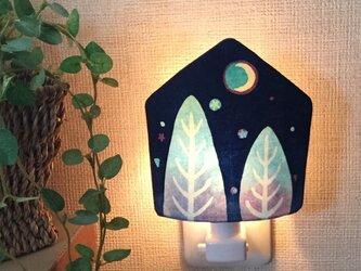 ** Night Lamp* ☆。.「夜の森へ 」の画像