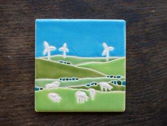 草原の風車 Morinos en el Campoの画像