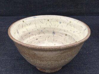 星柄のこんもり茶碗の画像