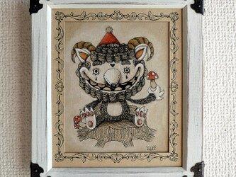 トロールと幸運のキノコの画像