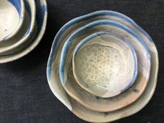 印花のマトリョーシカ鉢の画像