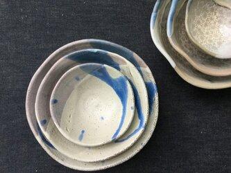 藁灰釉のマトリョーシカ鉢の画像
