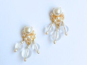 chandelier ピアス/イヤリングの画像
