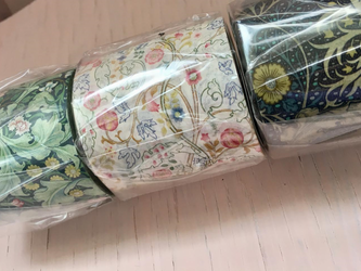 William Morris  maskingtapeの画像