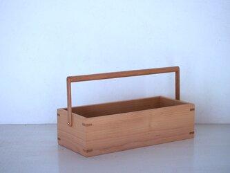 キャリーボックス(スイングハンドル)の画像