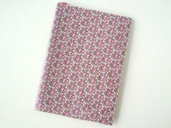 リバティ B5大学ノートカバー コットンテイル ピンクの画像