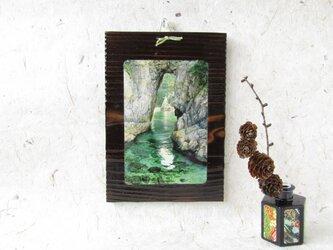 ✨くるみ工房✨ 貴方と作る壁掛け加工 写真・絵葉書・絵手紙加工の画像