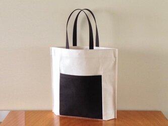 FS Tote Bag[生成/こげ茶]の画像