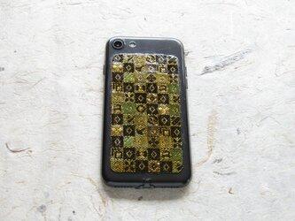 ✨くるみ工房✨ 貴方と作る 漆コーティング iPhoneケースの画像