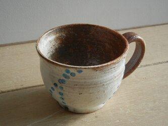 百色(ももいろ)象嵌 マグカップ(丸)水滴の画像