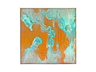 ラストゴールド スクエアボード ショルダーバッグの画像