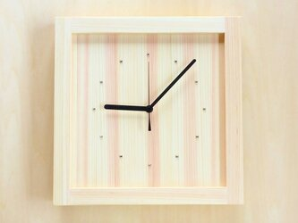 リング座 時計の画像