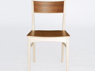木の椅子 チェアー002の画像