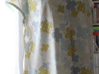 花柄OP(黄色)の画像