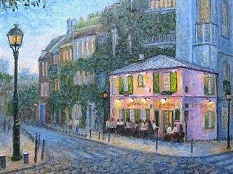 パリの街角 レストラン  ラ メゾン ローズの画像