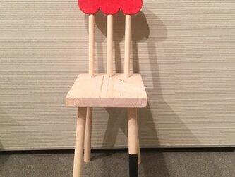 【受注制作】Kilin cafe chair 1の画像
