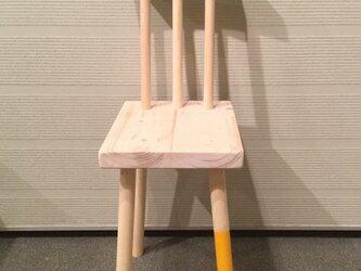 【受注制作】Kilin cafe chair 2の画像