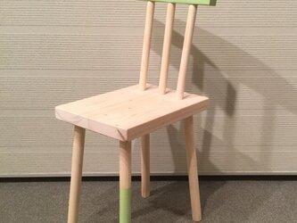 【受注制作】Kilin cafe chair 3の画像