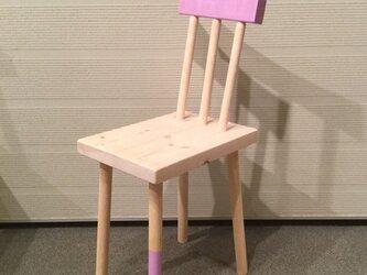 【受注制作】Kilin cafe chair 4の画像