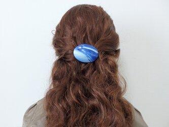 flow 色彩のヘアゴムの画像