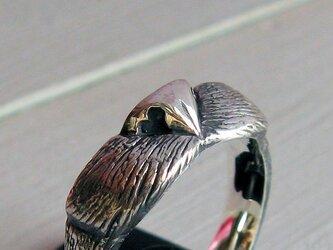 ネコノハナ シルバーリングの画像