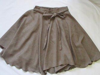 フレアースカートの画像