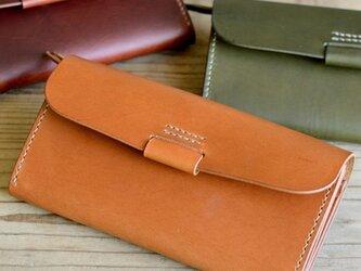 長財布「Lucy」の画像