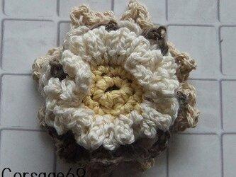 お花畑のコサージュ69の画像