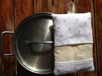 鍋つかみ 1の画像