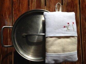鍋つかみ 2の画像