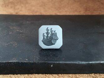 帆船 タイタック【グレー×黒】の画像