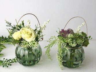 Botanical arrange「マジカルウォーター」の画像