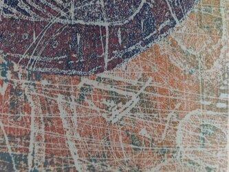 星屑の家 銅版画作品の画像