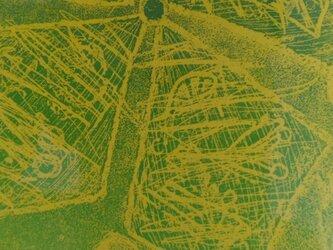 星屑の家 銅版画の画像