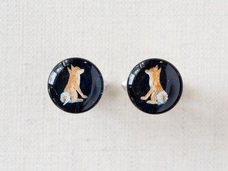 カフスS25/柴犬の画像