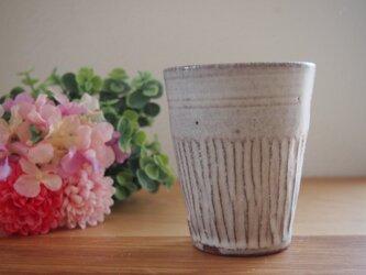 細しのぎフリーカップの画像