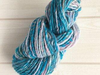 手紡ぎ糸 T-004 30gの画像