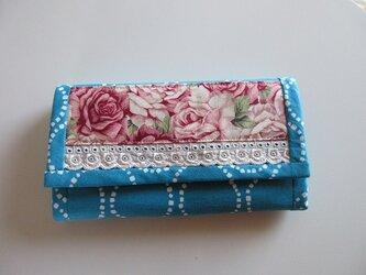フランスな長財布  ~薔薇~の画像