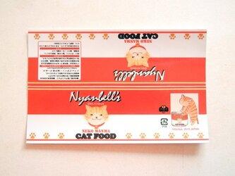 猫缶 ステッカー♪の画像