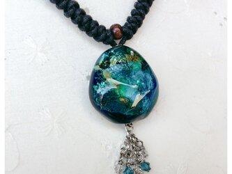 硝子のネックレス ~海の声~の画像